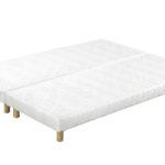 Luxury matelas sommier à lattes tapisses